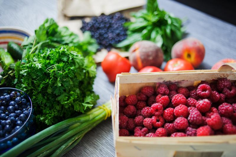 Fresh Food Inspired by Austin!