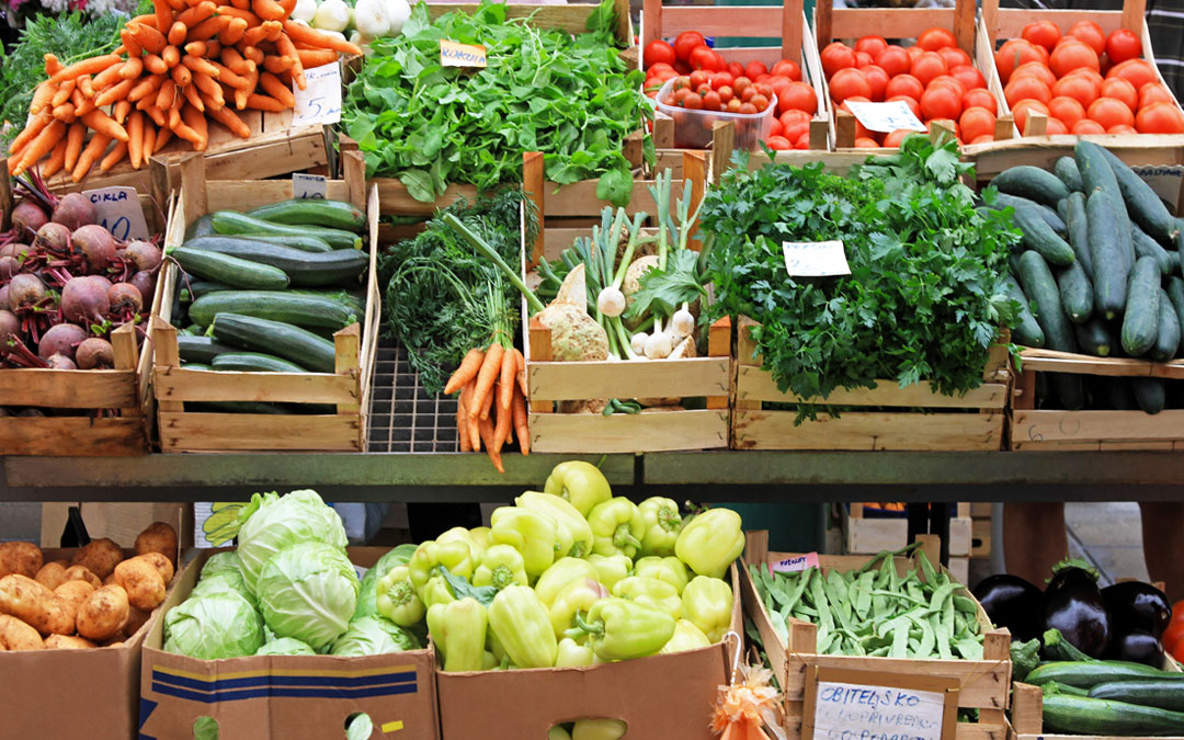 Organic Produce Tips