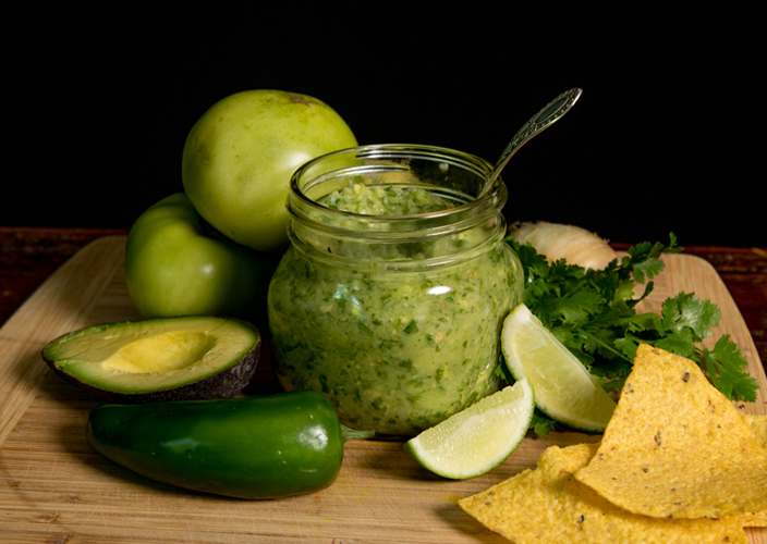 Salsa Recipe and Green Tomatoes