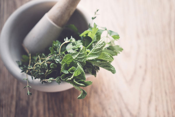 How to Make the Most out of Fresh Produce and Herbs and Carrot Top Pesto