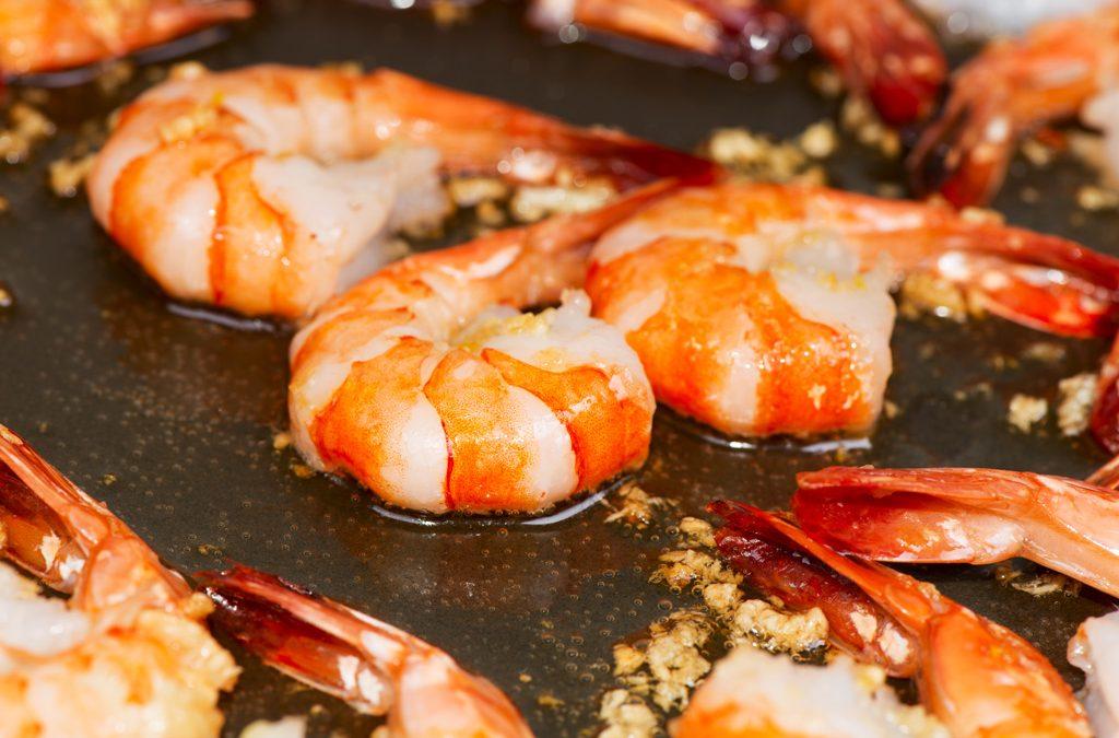 My Secret for Cooking Shrimp!