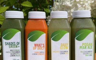 Benefits of Cold Pressed Juice
